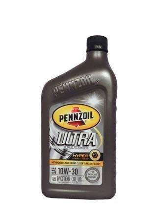 Моторное масло PENNZOIL Ultra SAE 10W-30 (0,946л)