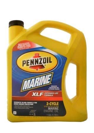 Моторное масло для 2-Такт лод. мот. PENNZOIL Marine XLF 2-Cycle (3,785л)