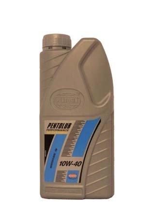 Моторное масло PENTOSIN Pentolub Perfomance SAE 10W-40 (1л)