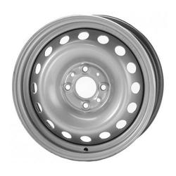 Колесный диск TREBL 53A45D, 5.5x14/4x100, D57.1, ET45, Silver
