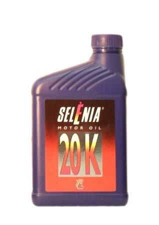 Моторное масло SELENIA 20 К SAE 10W-40 (1л)