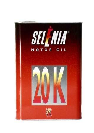 Моторное масло SELENIA 20 К SAE 10W-40 (2л)