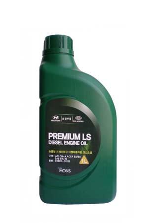 Масло мот. 1L 5W-30 п/с Premium LS Diesel  CH-4