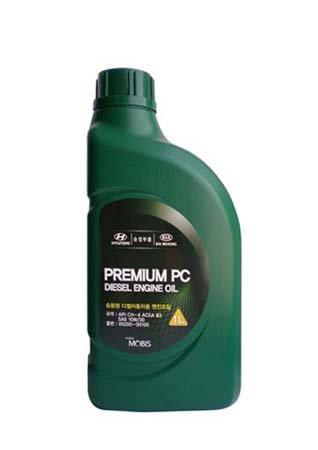Масло моторное минеральное premium pc diesel 10w-30 1л