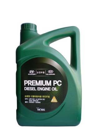 Масло моторное минеральное premium pc diesel 10w-30 4л