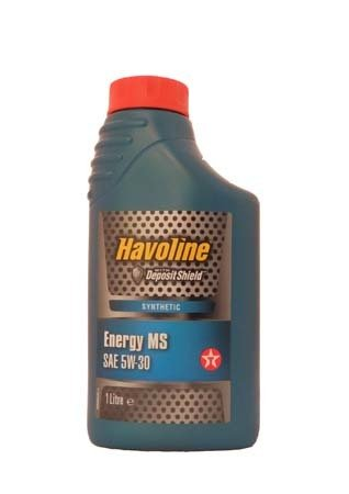 Моторное масло TEXACO Havoline Energy MS SAE 5W-30 (1л)