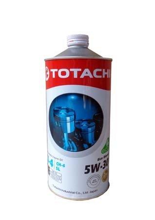 Моторное масло TOTACHI Eco Diesel Semi-Synthetic CI-4/CH-4/SL SAE 5W-30 (1л)