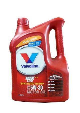 Моторное масло VALVOLINE Maxlife FE SAE 5W-30 (4л)