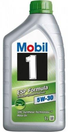 Моторное масло MOBIL 1 ESP Formula SAE 5W-30 (1л) (152054)