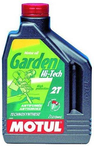 Моторное масло MOTUL Garden 2T Hi-Tech, 5W-40, 1л, 102799