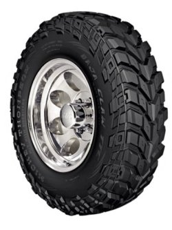 Шина летняя Mickey Thompson Baja Claw TTC Radial 33/12,5R15 108Q