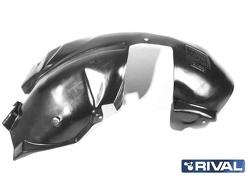 Подкрылок, RIVAL, для Renault Kaptur АКПП 2016- передний левый