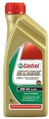Моторное масло CASTROL EDGE A3/B4, 0W-40, 1л, 24877