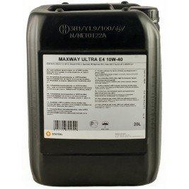 Моторное масло STATOIL MaxWay Ultra E4, 10W-40, 20л, 1001032