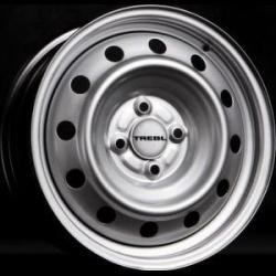 Колесный диск TREBL 53A38R, 5.5x14/4x100, D54.1, ET38, Silver