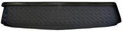 Коврик багажника для Chevrolet Orlando (2011-) (с 3 рядом), NPLP1241