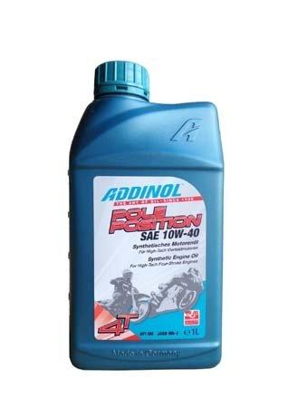 Моторное масло ADDINOL Pole Position SAE 10W-40 (1л)