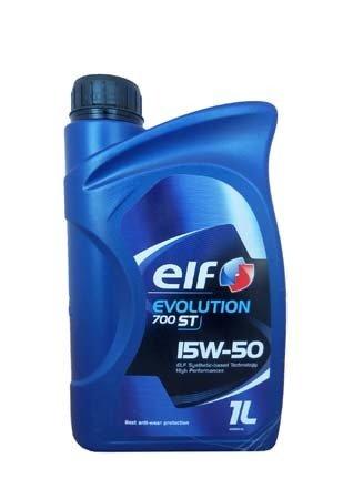 Моторное масло ELF Evolution 700 ST SAE 15W-50 (1л)