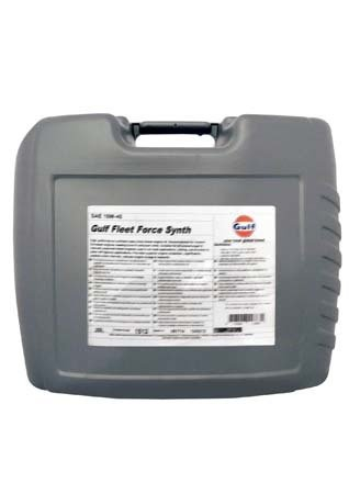 Моторное масло GULF Fleet Force Synth SAE 10W-40 (20л)