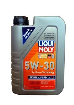 LiquiMoly 5W30 LeichtlaufSpecialLL 1Lмас