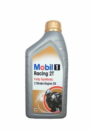 Моторное масло Mobil Racing 2T, 1л