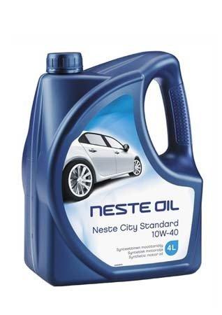 Моторное масло NESTE City Standard SAE 10W-40 (4л)