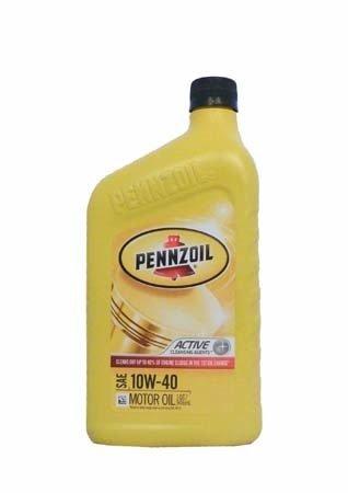 Моторное масло PENNZOIL SAE 10W-40 (0,946л)