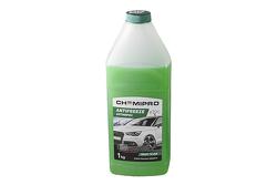 Антифриз CHEMIPRO, зеленый, 0.9л, готовый, CH004