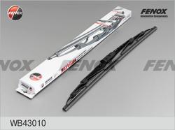 Щетка стеклоочистителя, каркасная, 425мм, FENOX, WB43010